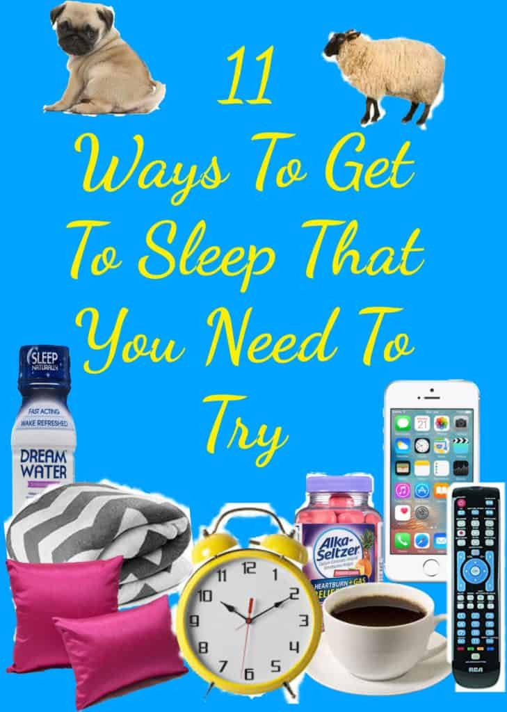 How to fall asleep easily when you can't with these 10 simple tricks you haven't tried.