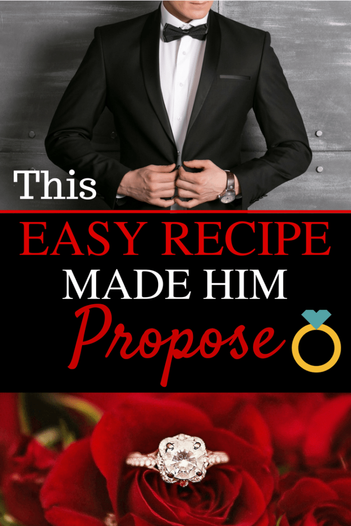 Easy and Healthy Chicken recipe made him put a ring on it. Engagement Chicken