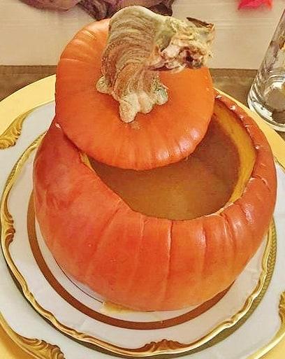 Delicious and Healthy Pumpkin Soup In 20 Minutes Or Less l Healthy Recipes l Fall l Winter l