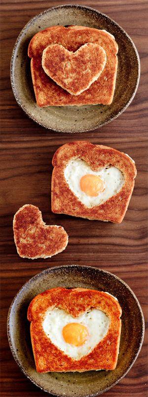 Breakfast Idea. DIY boyfirend gifts.