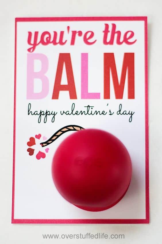 The balm pun/ DIY boyfriend gifts