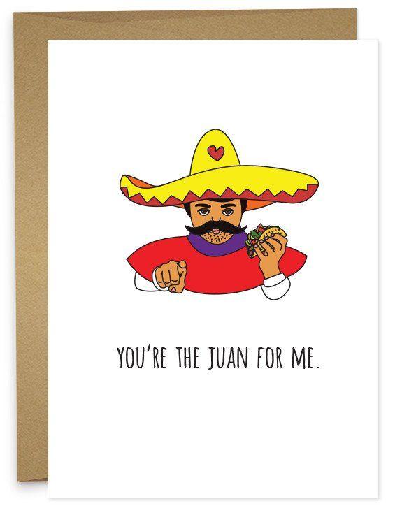 Valentine's Day Card Pun idea. DIY boyfriend gifts.