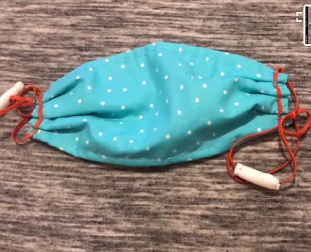 DIY Surgical Mask free patterns and tutorials recommended by professionals including sewing, no sewing and cricut.