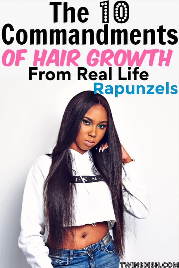 The fastest ways to grow hair