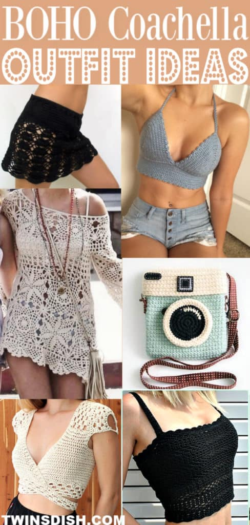 The hottest spring and summer fashion trend and how to get it. Cute Coachella outfit ideas.