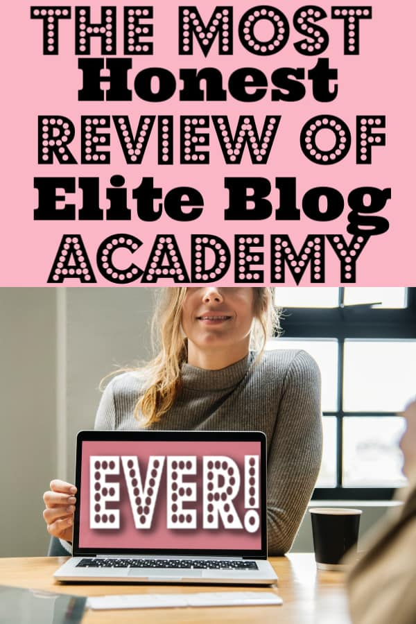 Elite Blog Academy Critical Review/ Dare To Conquer / Blogging Course