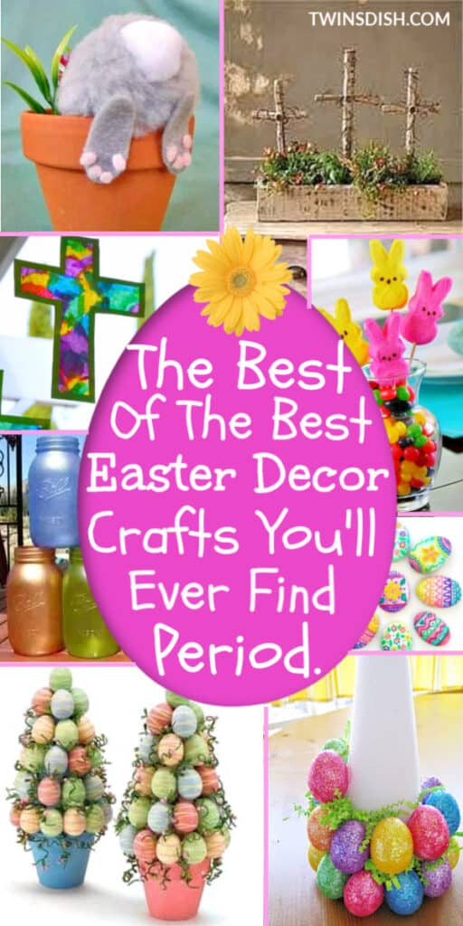 Easy Diy Easter Decor Ideas That Look