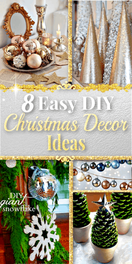 Christmas Decoration Ideas Diy.8 Easy Diy Ways To Decorate Your Home For Christmas Twins Dish