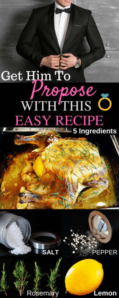Inspire a proposal with this magical Valentine's Day Dinner Recipe/ Easy/ Healthy/ Engagement Chicken/ Dinner Recipes/ Keto/ Romantic Dinner/ For Him/ Ideas