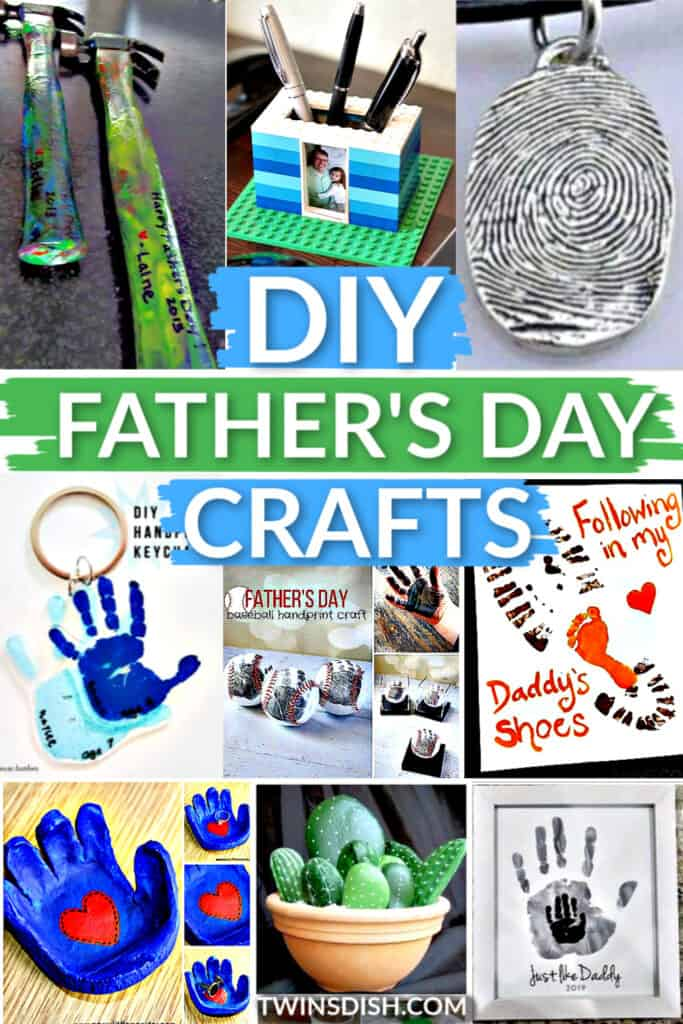 Easy DIY Father's Day crafts for kids