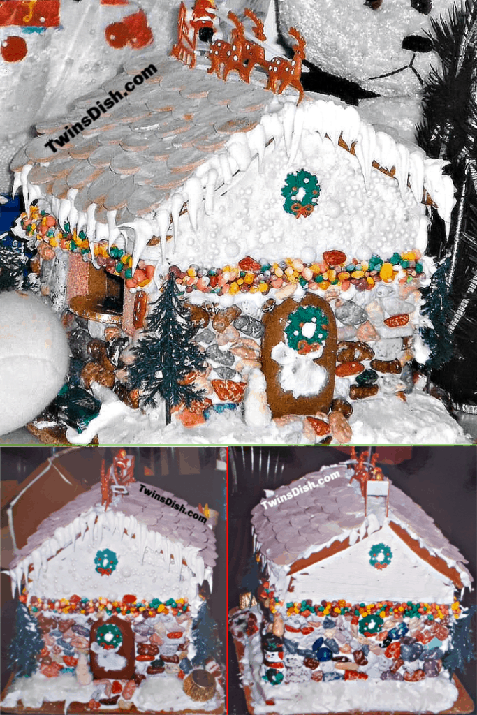 Perfect Christmas Cottage Gingerbread House Idea, Christmas How To