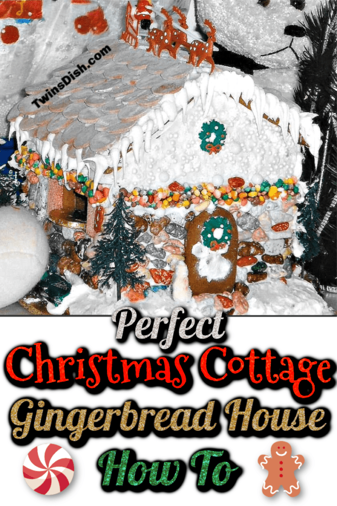 Perfect Christmas Cottage Gingerbread House Idea, How To