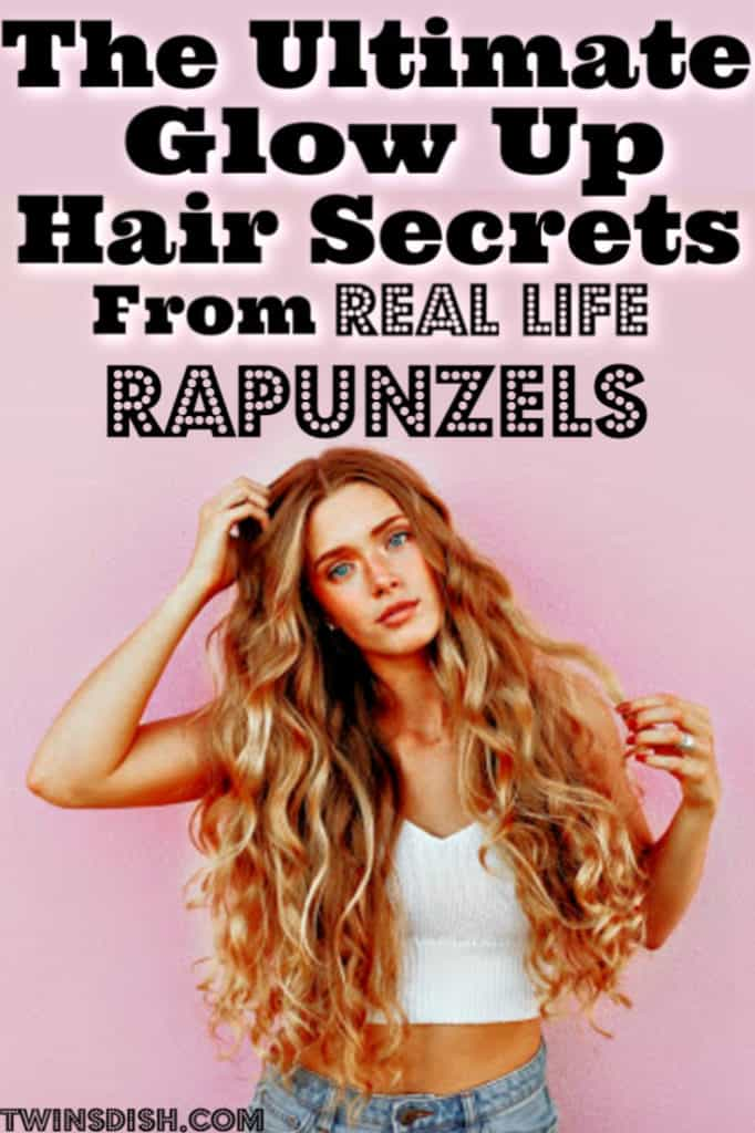 The Ultimate Glow Up Tips on How To Grow Long Hair Fast in 2020 From Real Life Rapunzels - Surpass your Long Hair transformation goals this Summer