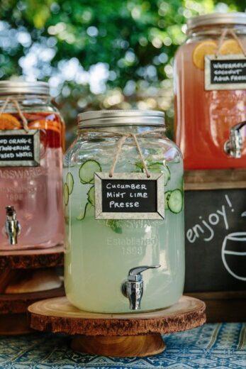 Party Jar Drink Bar