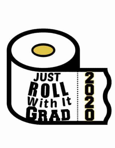 Graduation Party Centerpiece Graphic