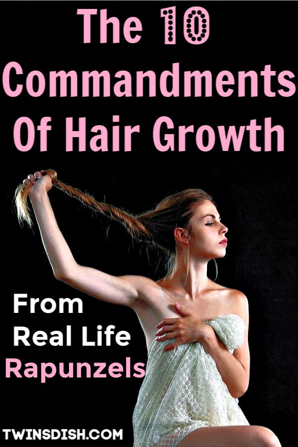Hair growth tips that work! The fastest ways to grow hair.