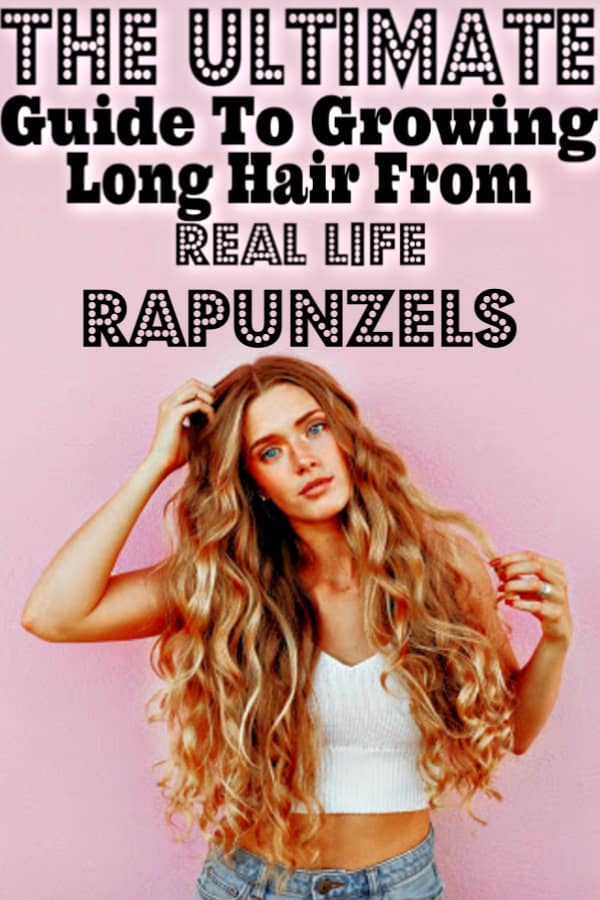 How to grow your hair FAST. Every tip you'll need.