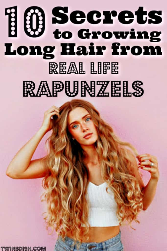 Secrets on How To Grow Hair From Real Life Rapunzels #HairGrowth