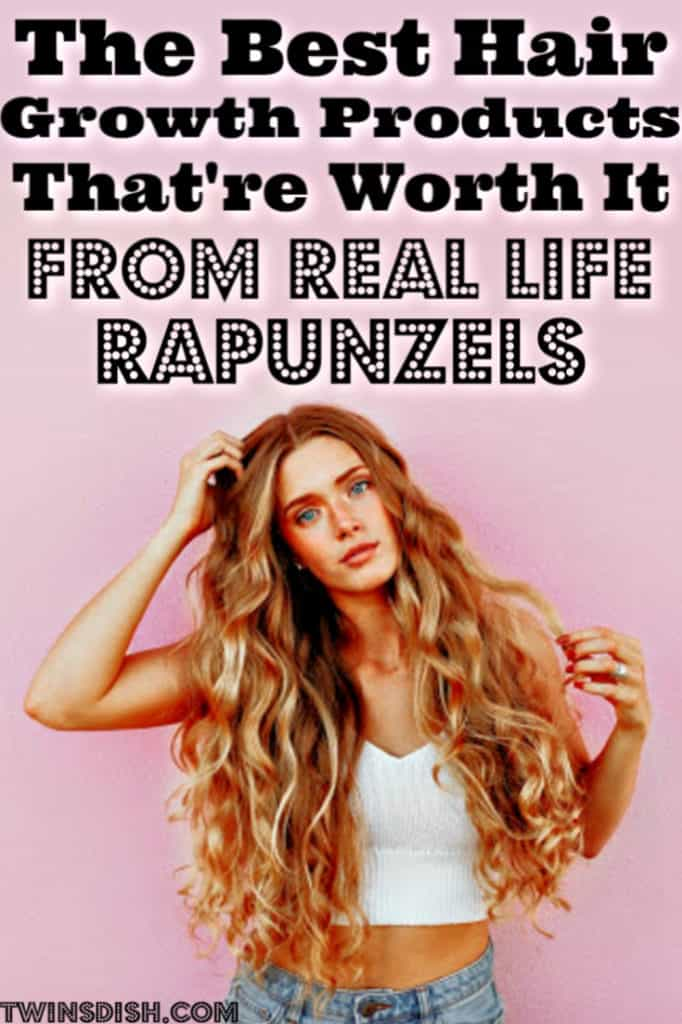 The best products for hair growth. All you need for thicker and faster hair growth from Real Life Rapunzels.