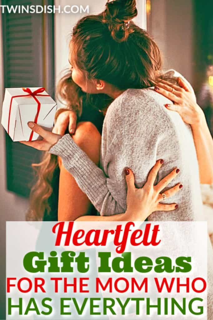 Meaningful gift ideas for Mom. The best easy DIY and store bought ideas women will love and cherish.