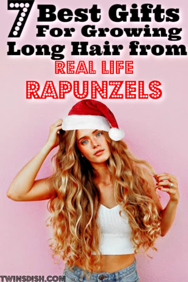 The best gift ideas for hair growth. The only treatments and products you need to grow hair thicker and faster from Real Life Rapunzels.