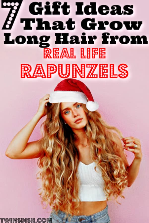 Secrets on How To Grow Hair From Real Life Rapunzels - The only products and gift ideas that are worth it.