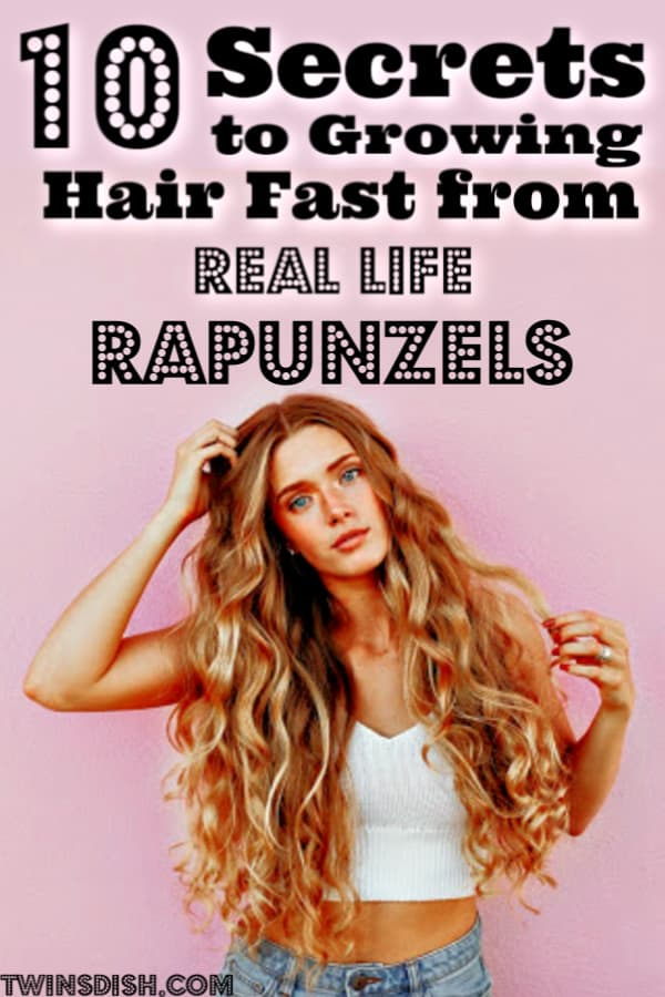 Secrets on How To Grow Long, Thick Hair Fast