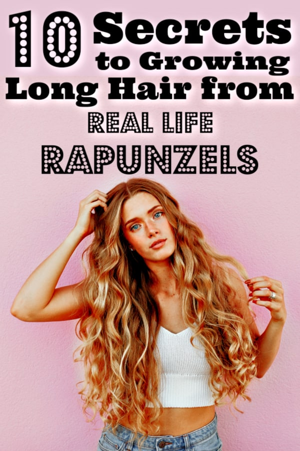 Secrets on How To Grow Hair From Real Life Rapunzels