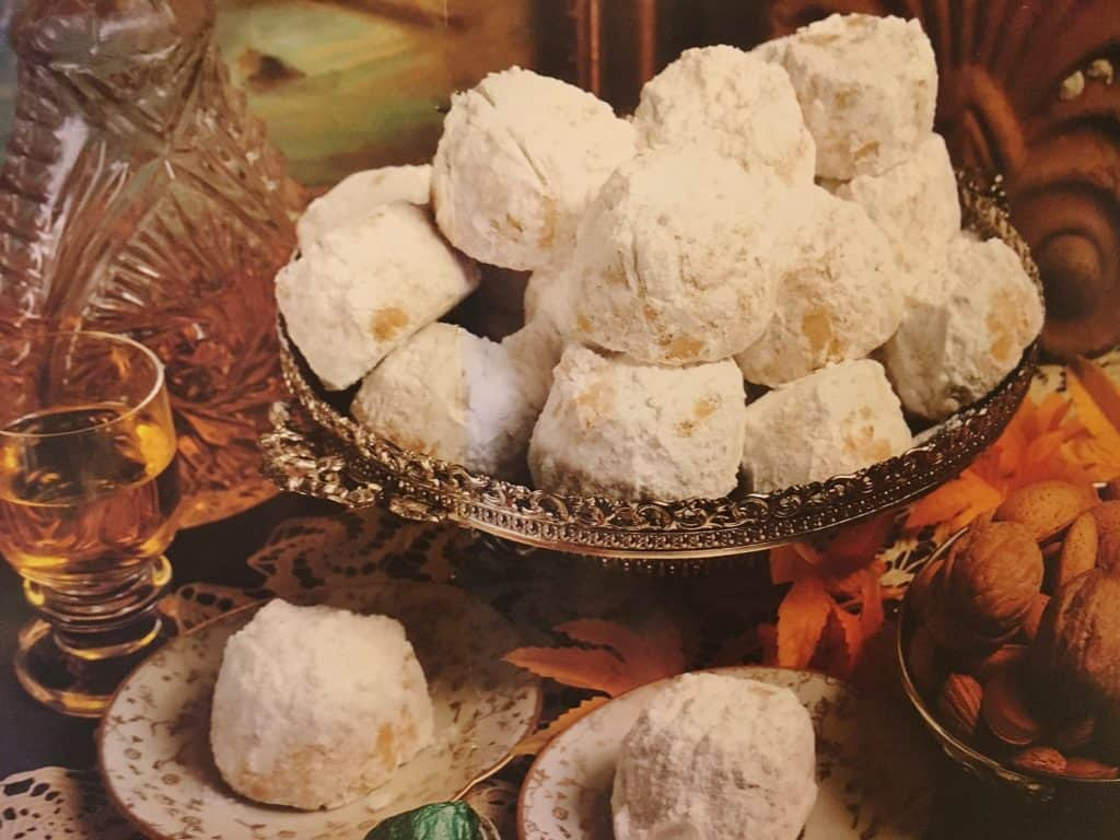 Ancient Greek Christmas Cookie Recipe that melts in your mouth.