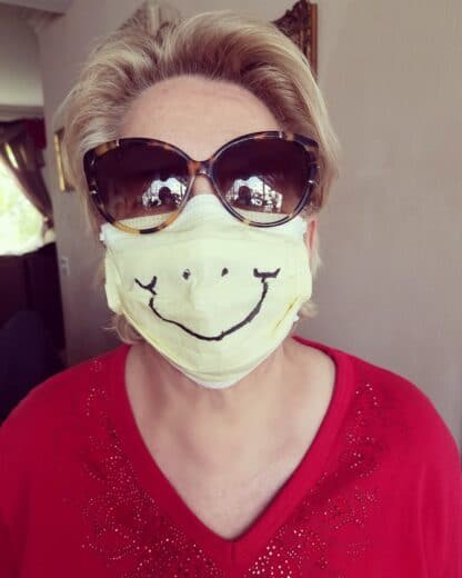 DIY Face Mask patterns and tutorials recommended by professionals including no sew, cricut, and free patterns.