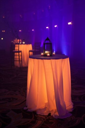 Halloween Lighted Table decor
