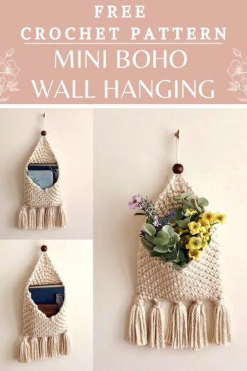 Boho Dorm Room Wall Decor DIY