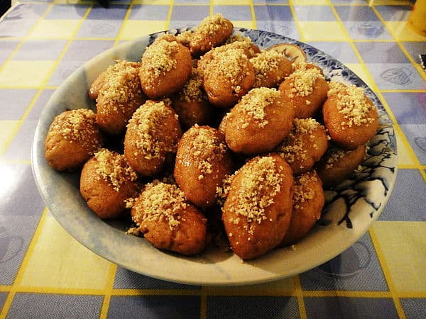 Melomakarona-Ancient Greek Christmas Cookie Recipes that melt in your mouth
