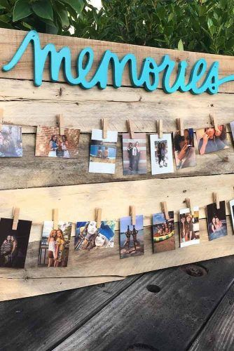 Easy DIY Graduation Party Photo Decor Ideas