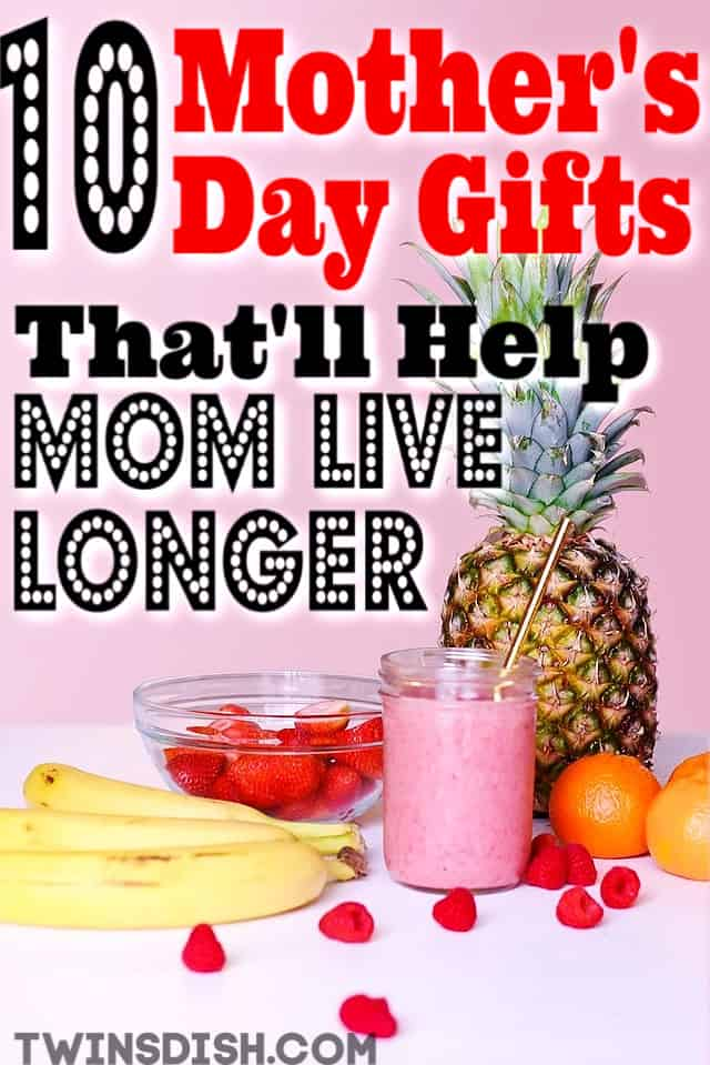 Mother's Day Gifts That are Good For Mom or Grandma. Practical, and useful ideas for every budget.