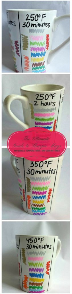 The best method for making an Easy DIY Sharpie Mug craft Kids can help make for Mothers Day. A great gift idea. for Moms, Grandmas, and Grauntie.