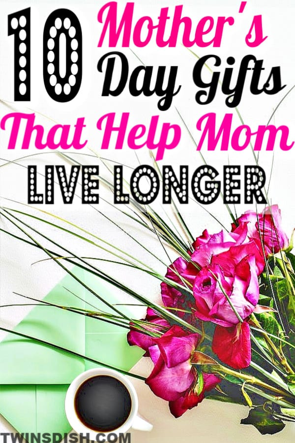 The best mother's Day gift ideas for mom's health