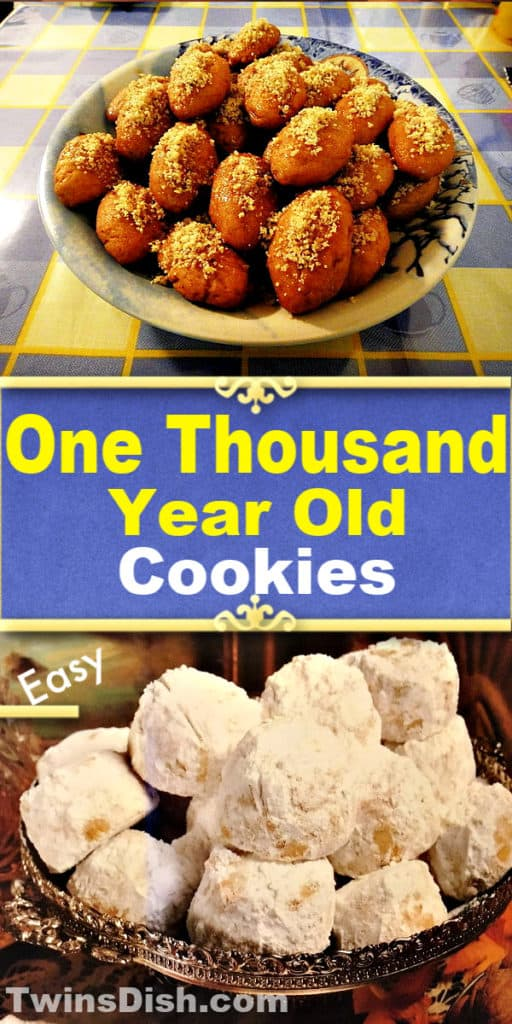 The One Thousand year old world renowned celebratory cookie recipe makes soft cookies that are perfect for Christmas, Easter, Weddings, New Years or any special occasion. The Best Ever Easy Sugar Cookies that Melt in Your Mouth.