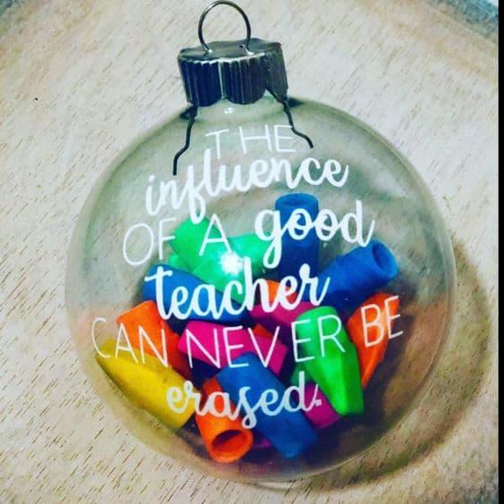 Christmas Teacher gifts kids can make. Teacher appreciation week Gifts Teacher End of school year Teacher Gifts back to school