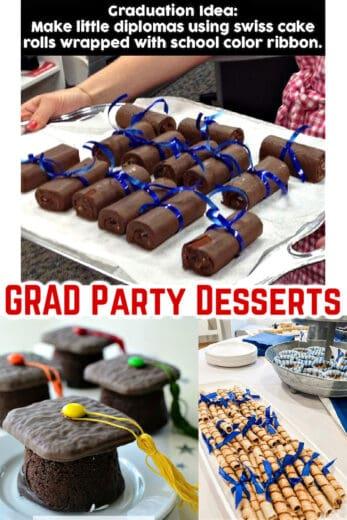 Best Graduation Party Desserts