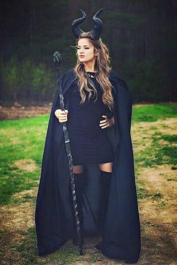 Easy DIY Last Minute Halloween Costumes for women
