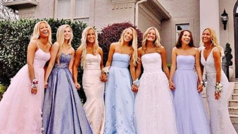 Prom Dresses, Pictures, Hair, Shoes. A Checklist of what will ruin Prom.