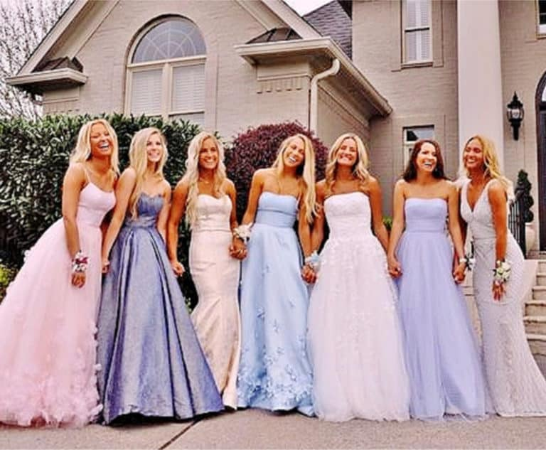 How To Have a VSCO Picture Perfect Prom
