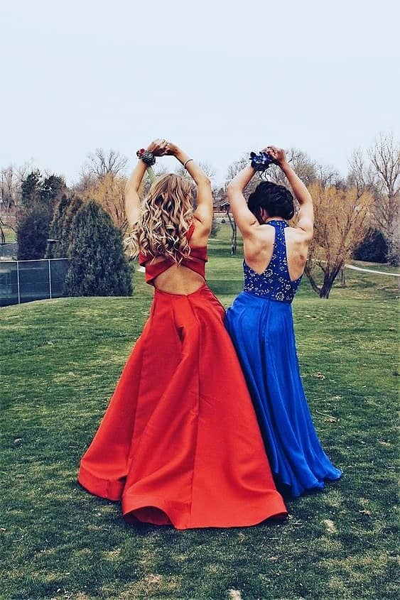 Pictures, Dresses, Make Up, Hair, Shoes, and date mistakes. A Checklist of what will ruin Prom.
