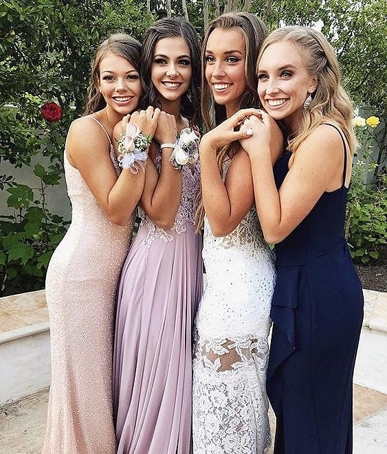 Prom Pictures, Dresses, Make Up, Hair, Shoes, and date mistakes. A Checklist of what will ruin Prom.