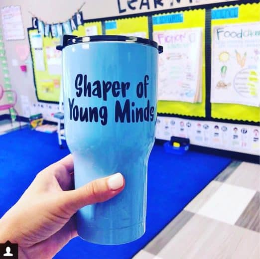 Best Gift Idea for Teachers RTIC insulated Tumbler / budget gift ideas / Teacher Gifts / Christmas gift ideas / Gift ideas they'll love and use forever
