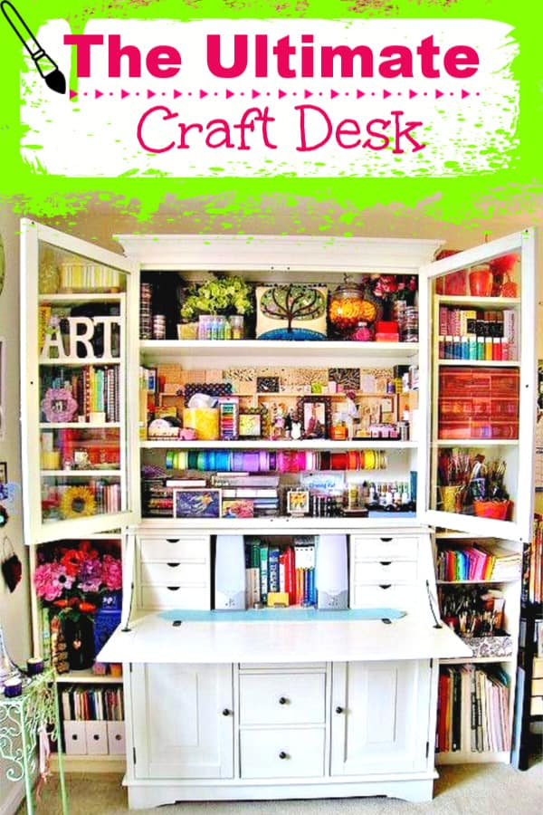 The Ultimate Craft Desk and how you can get it for cheap