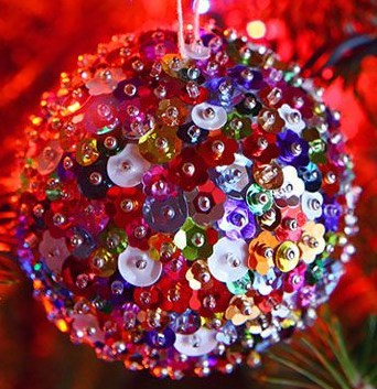 Easy Diy Ornaments That Look Store Bought Twins Dish