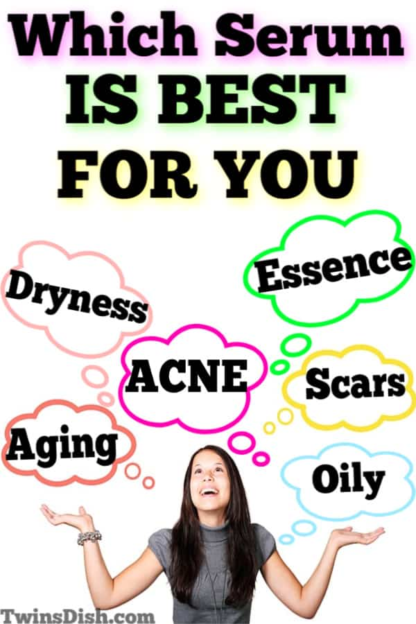 How to choose the best serum for your skincare routine. The best and cheapest skincare products and DIYs.