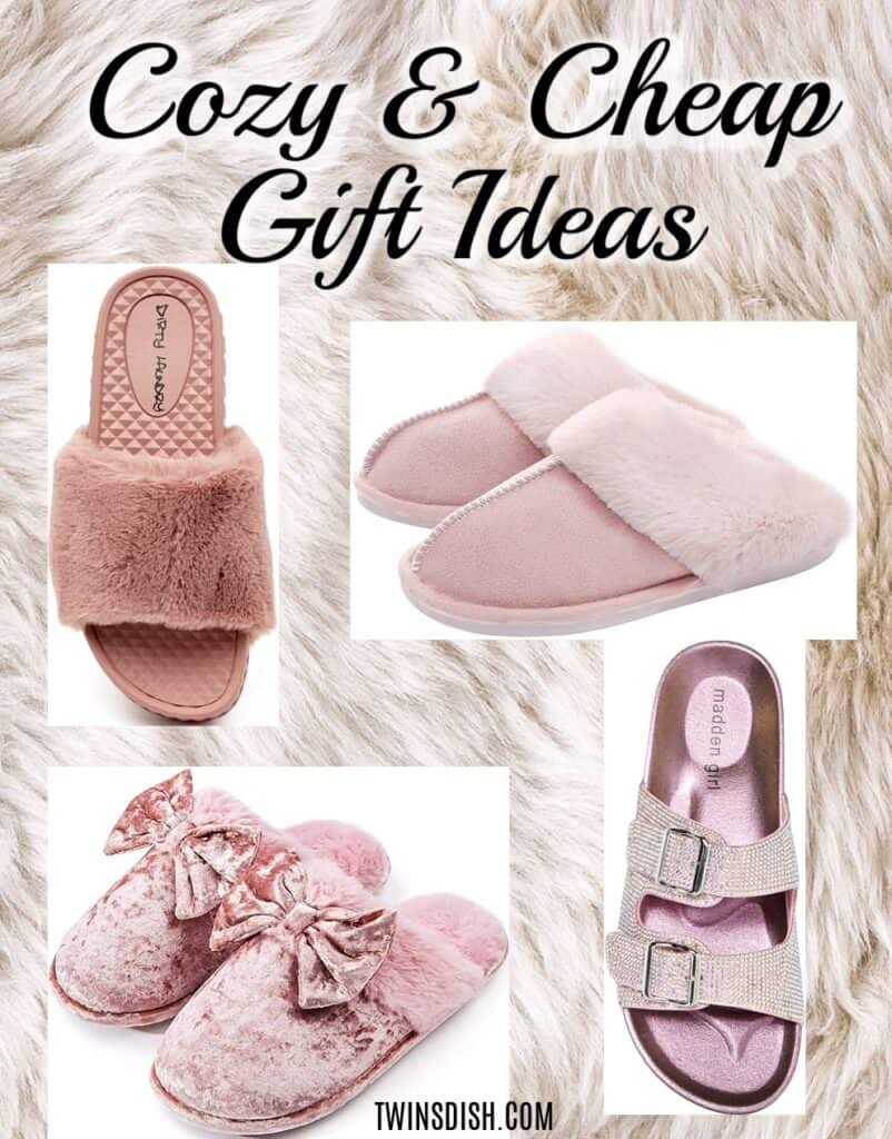 Cheap and pretty womens Slippers Gift Ideas